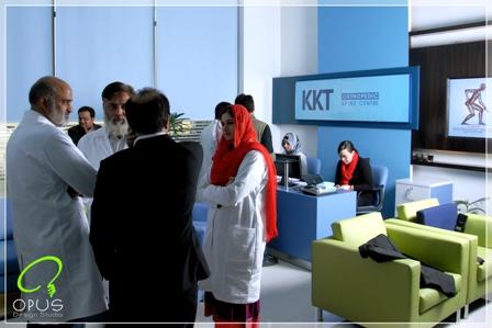 Canada's KKT Breaks Ground in Lahore