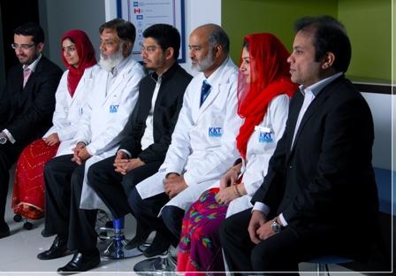 Dr. Aslam Khan KKT Pakistan