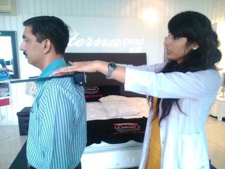 KKT Orthopaedic Spine Centre Gujrat Pakistan Camp