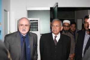 Chief Justice (R) Mian Mehboob Ahmed KKT Pakistan