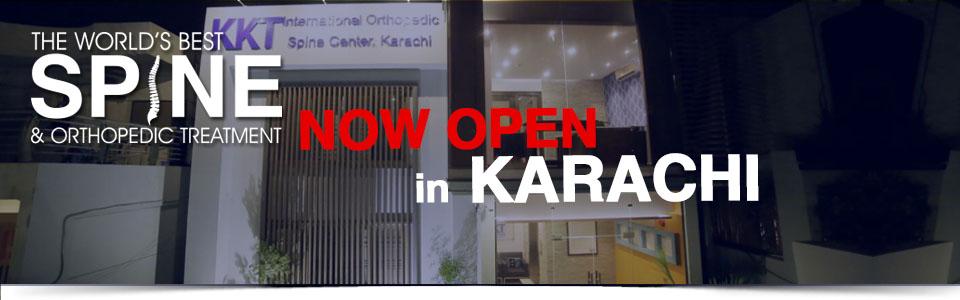Karachi Opening