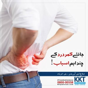 Back Pain Common Causes