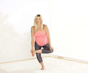 Back Pain Pregnancy Stretch