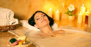 Heat Therapy for Lower Back Pain Hot Bath