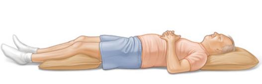 Prevent Neck Pain Sleep On Back