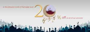Ramdan KKT Discount