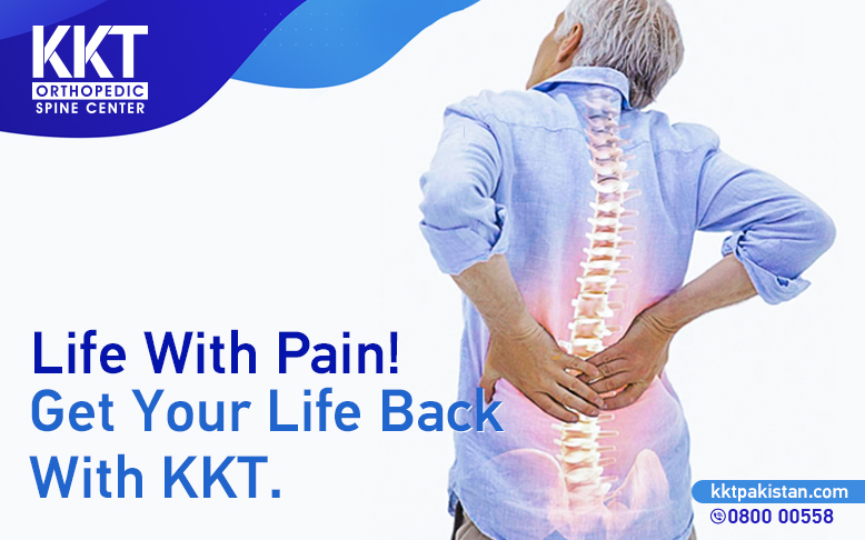 Life with pain! Get Your Life Back with KKT