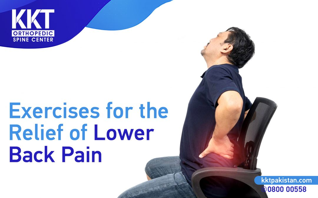 Exercises for the Relief of Lower Back Pain