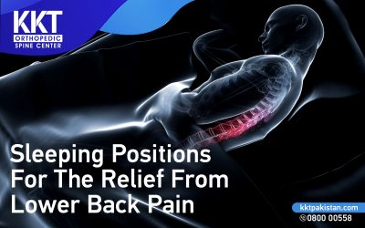 Sleeping Positions for the Relief from Lower Back Pain
