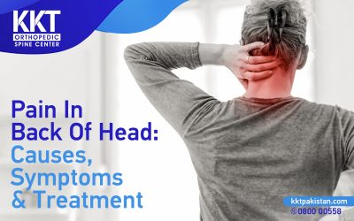 Pain in Back of head: Causes, Symptoms & Treatment