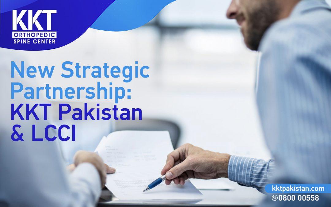 New Strategic Partnership: KKT Pakistan & LCCI