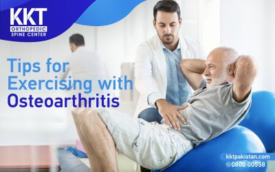 Tips for Exercising with Osteoarthritis